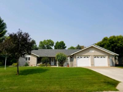 Milbank Single Family Home For Sale: 1210 Park Drive
