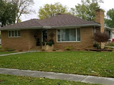 Milbank Single Family Home For Sale: 809 S Main Street