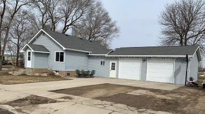 Milbank Single Family Home For Sale: 221 W 3rd Avenue