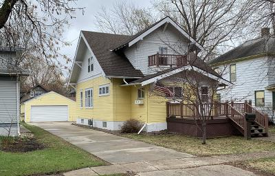 Milbank Single Family Home For Sale: 503 S 5th Street