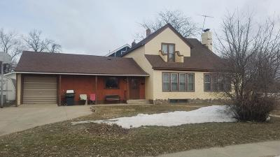 Webster Single Family Home For Sale: 803 W 1st Street