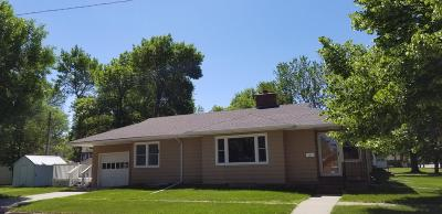 Milbank Single Family Home For Sale: 701 S 3rd Street