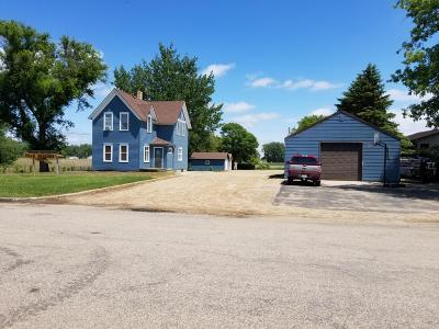 Webster Single Family Home For Sale: 502 5th Street E
