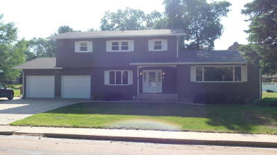 Watertown Single Family Home For Sale: 1105 3rd Street NW
