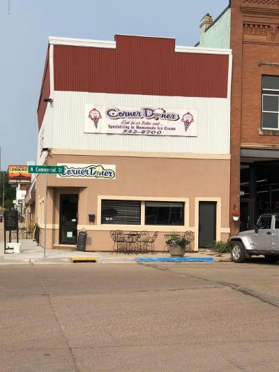 Clark Commercial For Sale: 100 N Commercial Street