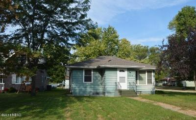 Sisseton Single Family Home For Sale: 620 E 4 Avenue
