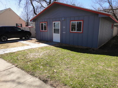 Watertown Single Family Home For Sale: 721 3rd Street SW