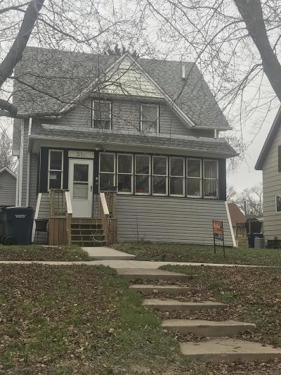 Watertown Single Family Home For Sale: 318 3rd Street NW