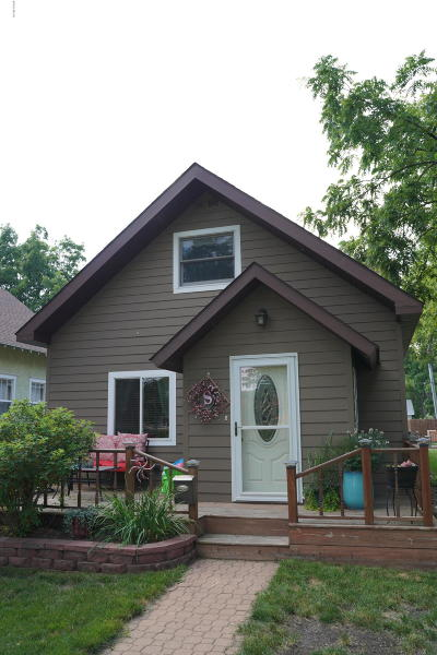 Watertown Single Family Home For Sale: 417 2nd Street SE