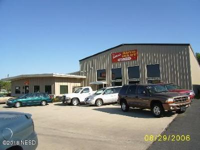 Watertown Commercial For Sale: 115 UNIT B 9th Avenue SW
