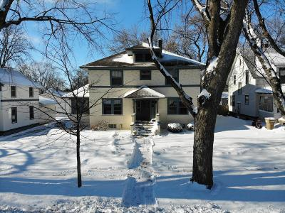 Watertown Single Family Home For Sale: 915 1st Street NW