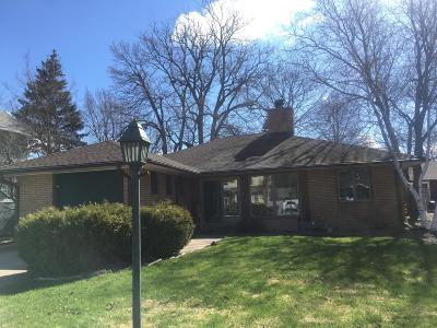 Watertown Single Family Home For Sale: 906 N Maple Street