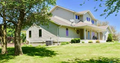 Beresford Single Family Home Active - Contingent Home: 47412 Sd Hwy 46