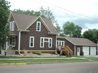 Canton SD Single Family Home Active - Contingent Misc: $130,000