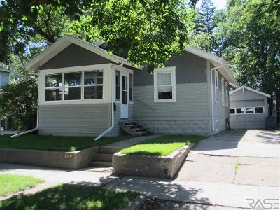 Sioux Falls SD Single Family Home For Sale: $69,900