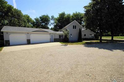 Canton Single Family Home Active - Contingent Home: 28555 476th Ave