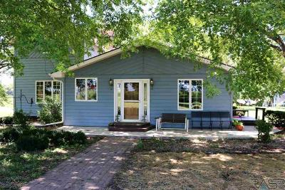Centerville Single Family Home For Sale: 46746 295th St