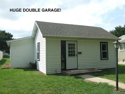 Sioux Falls SD Single Family Home Active-New: $79,900