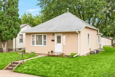 Sioux Falls SD Single Family Home Active-New: $116,900