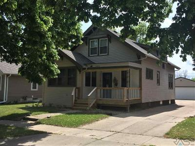 Sioux Falls SD Single Family Home Active-New: $199,500