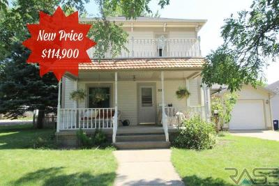 Canton Single Family Home For Sale: 224 N Lincoln St