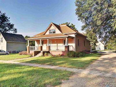 Beresford Single Family Home For Sale: 601 3rd St N