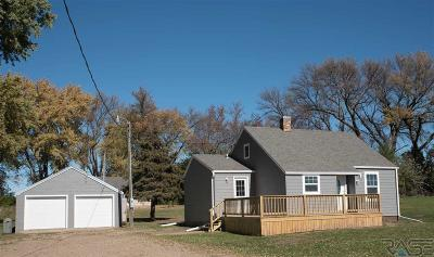 Alcester Single Family Home For Sale: 47620 Sd Highway 46