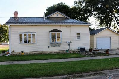 Canton SD Single Family Home For Sale: $99,500