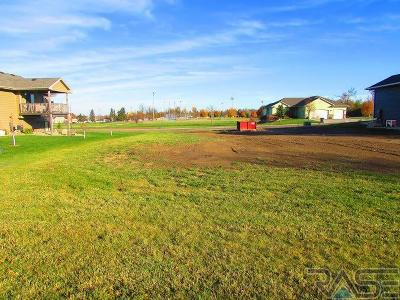 Garretson Residential Lots & Land For Sale: 805 Jacob Cir