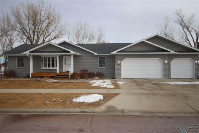 Canton SD Single Family Home For Sale: $269,500