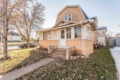 Sioux Falls, Harrisburg, Brandon, Tea, Worthington, Lennox, Canton, Hartford, Crooks, Renner, Humboldt Single Family Home For Sale: 925 S Dakota Ave
