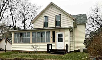 Sioux Falls, Harrisburg, Brandon, Tea, Worthington, Lennox, Canton, Hartford, Crooks, Renner, Humboldt Single Family Home For Sale: 1001 W 12th St