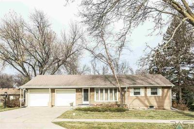 Sioux Falls, Harrisburg, Brandon, Tea, Worthington, Lennox, Canton, Hartford, Crooks, Renner, Humboldt Single Family Home For Sale: 1316 E 30th St