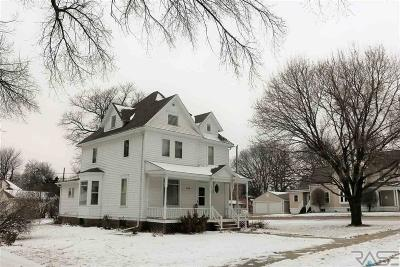 Canton SD Single Family Home Active - Contingent Misc: $135,000