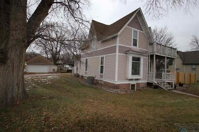 Canton SD Single Family Home Active - Contingent Misc: $82,500