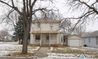 Canton SD Single Family Home For Sale: $124,900