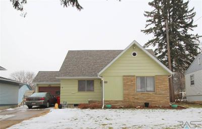 Canton SD Single Family Home Active - Contingent Misc: $134,500