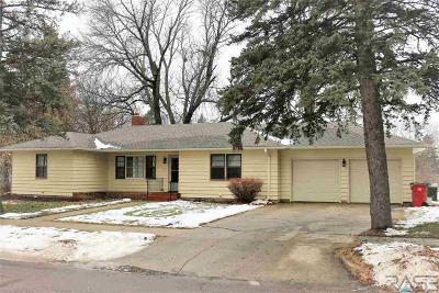 Canton SD Single Family Home For Sale: $189,900