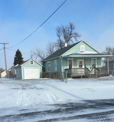 Tea Single Family Home For Sale: 120 E 3rd St