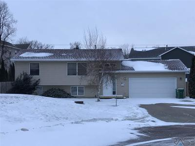 Sioux Falls, Harrisburg, Brandon, Tea, Worthington, Lennox, Canton, Hartford, Crooks, Renner, Humboldt Single Family Home For Sale: 821 Suburban Dr