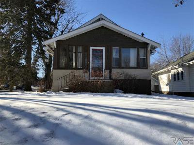 Sioux Falls, Harrisburg, Brandon, Tea, Worthington, Lennox, Canton, Hartford, Crooks, Renner, Humboldt Single Family Home For Sale: 1000 W 22nd St