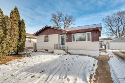 Sioux Falls, Harrisburg, Brandon, Tea, Worthington, Lennox, Canton, Hartford, Crooks, Renner, Humboldt Single Family Home For Sale: 708 N Mable Ave