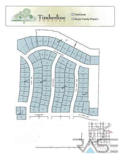 Sioux Falls Residential Lots & Land For Sale: 1109 N Caleb Ave