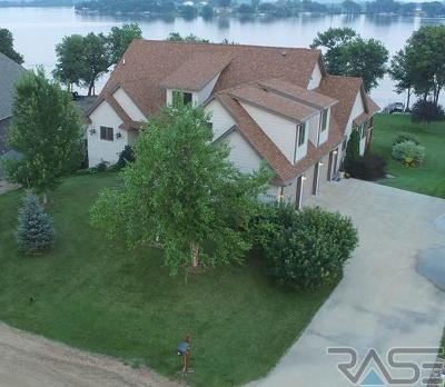 Single Family Home For Sale: 19932 Ramlo Shore Dr Lk Hndrcks