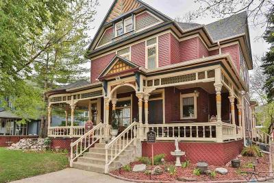 Single Family Home For Sale: 117 N Duluth Ave