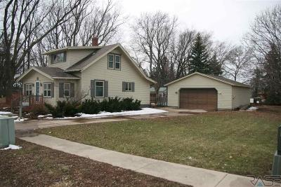Beresford Single Family Home Active-New: 111 S 8th St