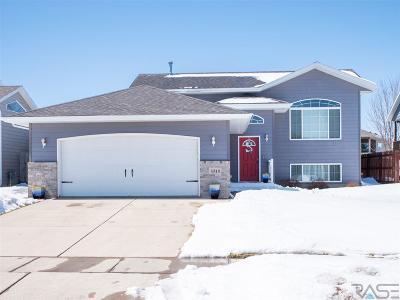 Sioux Falls, Harrisburg, Brandon, Tea, Worthington, Lennox, Canton, Hartford, Crooks, Renner, Humboldt Single Family Home For Sale: 4313 S Wilson Ave