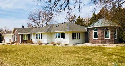Worthing Single Family Home For Sale: 27905 472 Ave