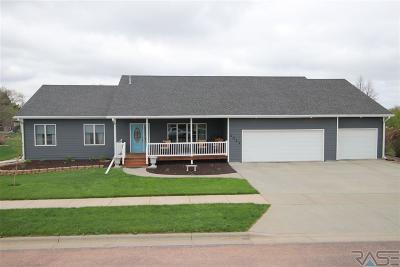 Canton SD Single Family Home Active - Contingent Home: $289,250