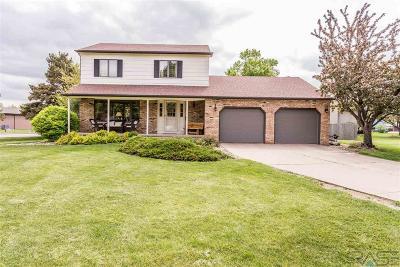 Single Family Home Active-New: 5901 Tecumseh Ct